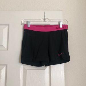 Nike - Spandex Shorts - Size L